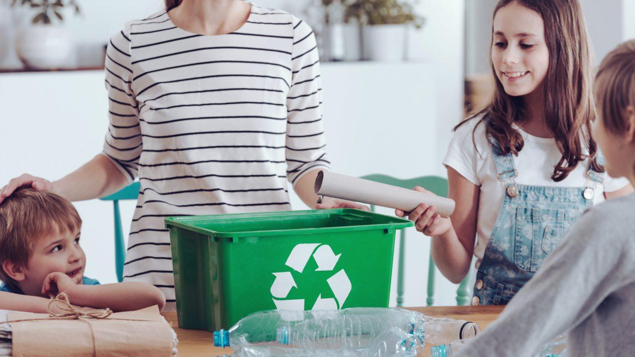 Trier les déchets, règle de base du recyclage